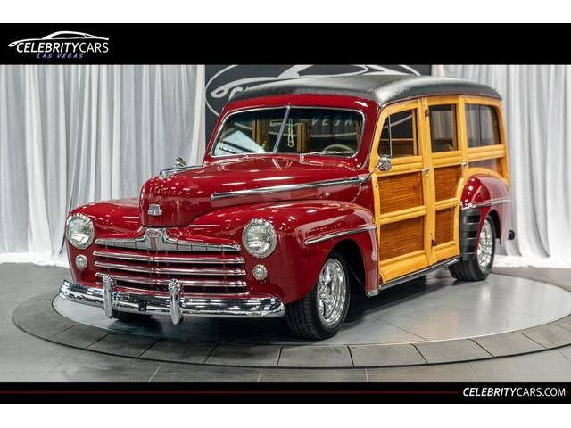 1947 Ford Woody Wagon (CC-1486477) for sale in Las Vegas, Nevada