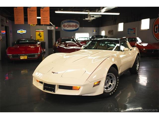 1981 Chevrolet Corvette (CC-1486486) for sale in Cincinnati, Ohio