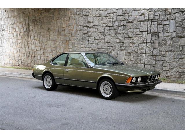 1979 BMW 635csi (CC-1486498) for sale in Atlanta, Georgia