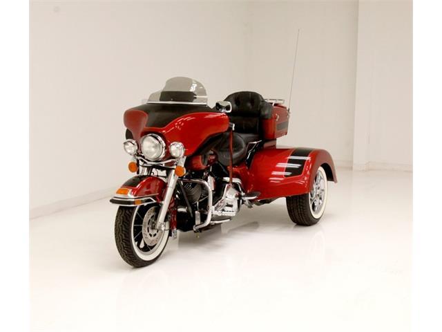 1999 Harley-Davidson Electra Glide (CC-1480065) for sale in Morgantown, Pennsylvania