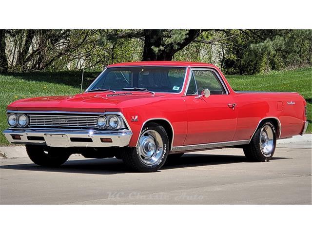 1966 Chevrolet El Camino (CC-1486517) for sale in Lenexa, Kansas