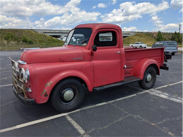 1949 Dodge B Series (CC-1486524) for sale in Simpsonville, South Carolina