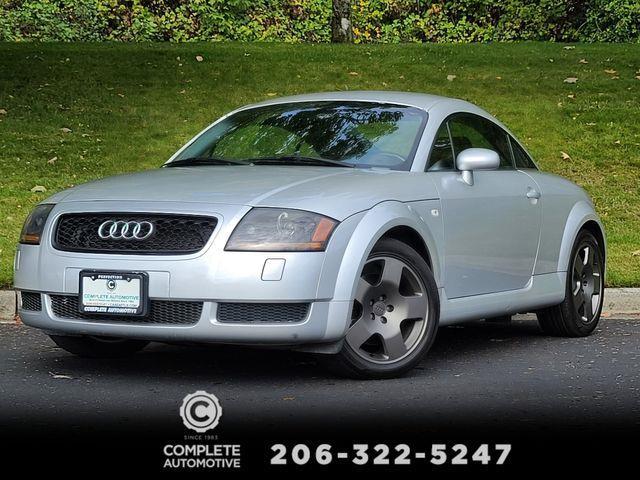 2001 Audi TT (CC-1486527) for sale in Seattle, Washington