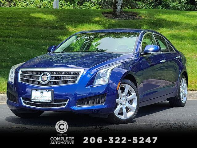 2014 Cadillac ATS (CC-1486529) for sale in Seattle, Washington