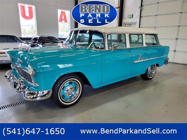 1955 Chevrolet Bel Air (CC-1486538) for sale in Bend, Oregon
