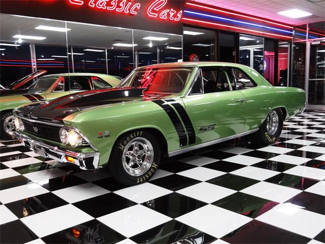 1966 Chevrolet Chevelle (CC-1486542) for sale in Bonner Springs, Kansas