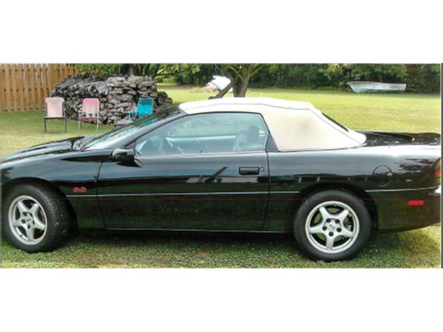 1997 Chevrolet Camaro SS Z28 (CC-1486570) for sale in Kent, Ohio