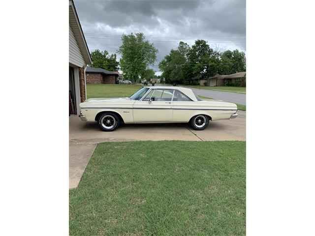 1965 Plymouth Belvedere 2 (CC-1486572) for sale in Owasso, Oklahoma