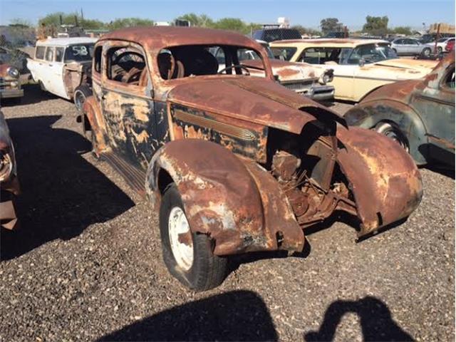 1936 Pontiac 2-Dr Sedan (CC-1486587) for sale in Phoenix, Arizona
