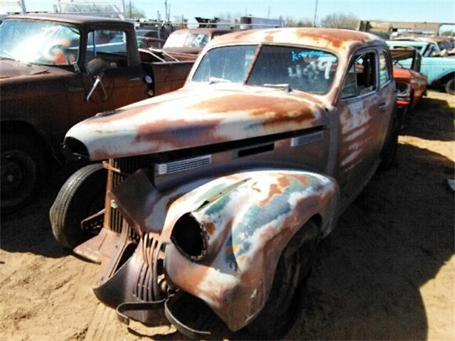 1940 Cadillac 4-Dr Sedan (CC-1486592) for sale in Phoenix, Arizona