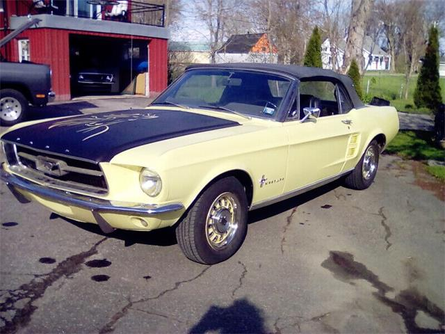 1967 Ford Mustang (CC-1486601) for sale in Ste-Ursule, Quebec