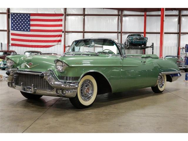 1957 Cadillac Eldorado (CC-1486635) for sale in Kentwood, Michigan