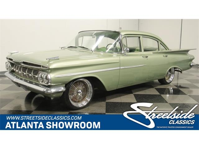 1959 Chevrolet Biscayne (CC-1486643) for sale in Lithia Springs, Georgia