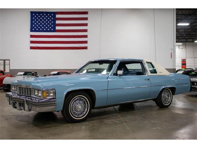 1977 Cadillac DeVille (CC-1486652) for sale in Kentwood, Michigan