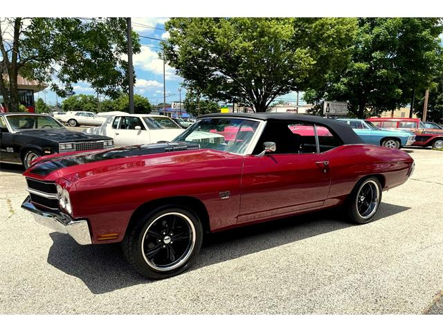 1970 Chevrolet Chevelle SS (CC-1486654) for sale in Stratford, New Jersey