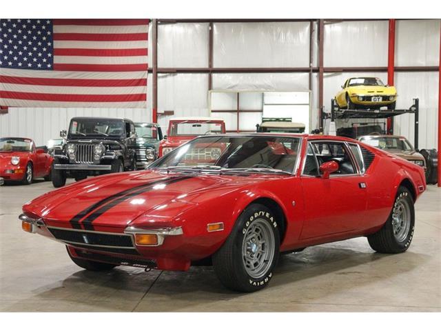1972 De Tomaso Pantera (CC-1486656) for sale in Kentwood, Michigan