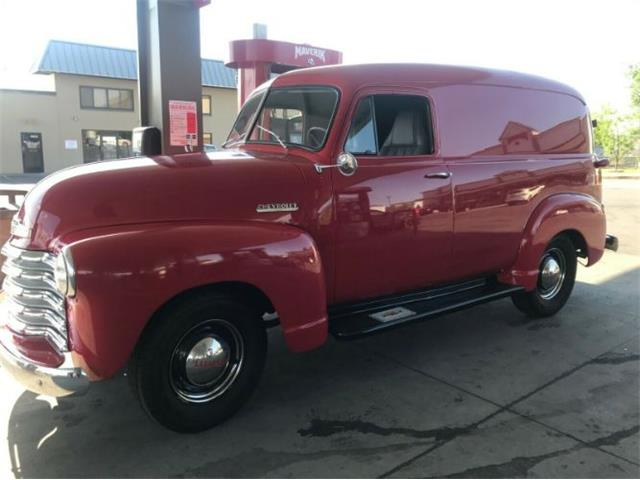 1951 Chevrolet Panel Truck (CC-1486672) for sale in Cadillac, Michigan