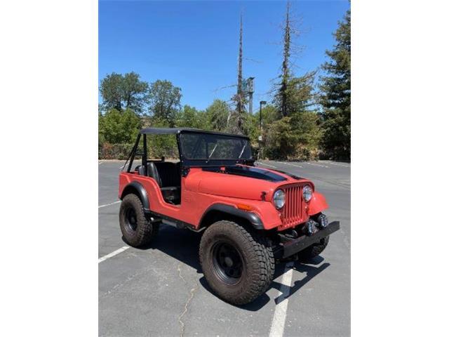 1966 Jeep CJ5 (CC-1486675) for sale in Cadillac, Michigan