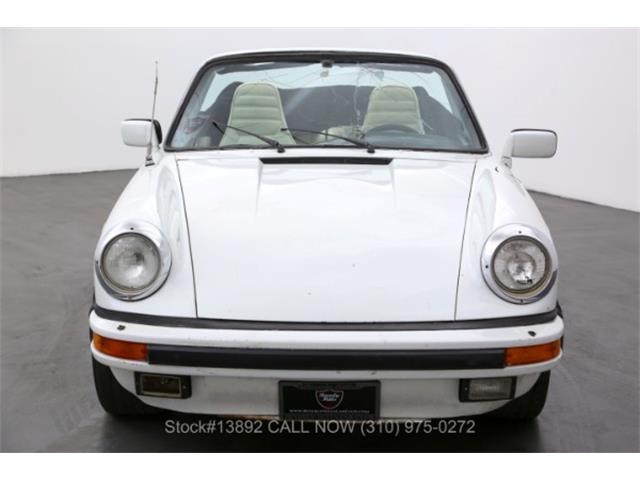 1984 Porsche Carrera (CC-1486679) for sale in Beverly Hills, California