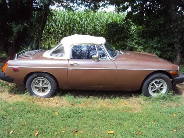 1980 MG MGB (CC-1486689) for sale in Cadillac, Michigan