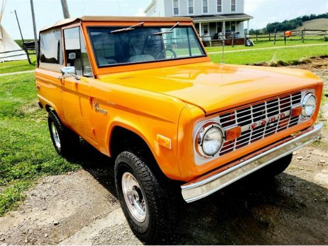 1973 Ford Bronco (CC-1486690) for sale in Cadillac, Michigan