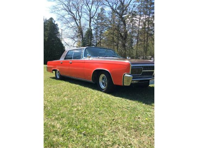 1965 Chrysler Imperial Crown (CC-1486693) for sale in Cadillac, Michigan