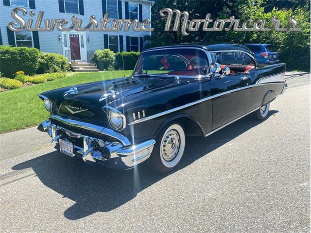 1957 Chevrolet Bel Air (CC-1486695) for sale in North Andover, Massachusetts