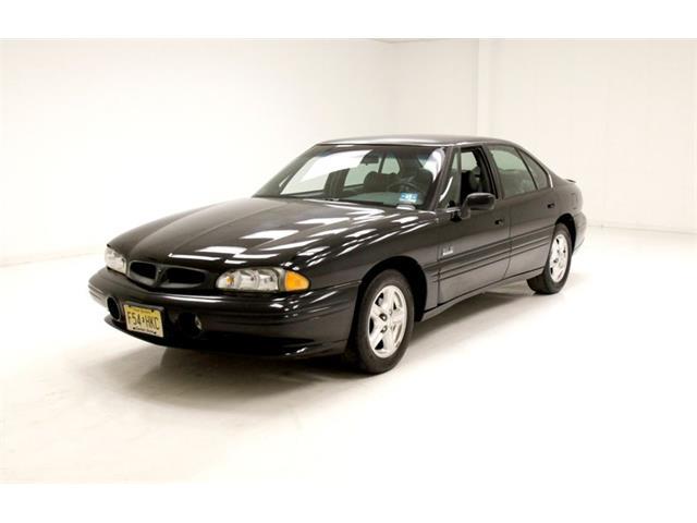 1998 Pontiac Bonneville (CC-1480067) for sale in Morgantown, Pennsylvania