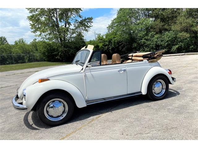 1972 Volkswagen Super Beetle (CC-1486705) for sale in Alsip, Illinois