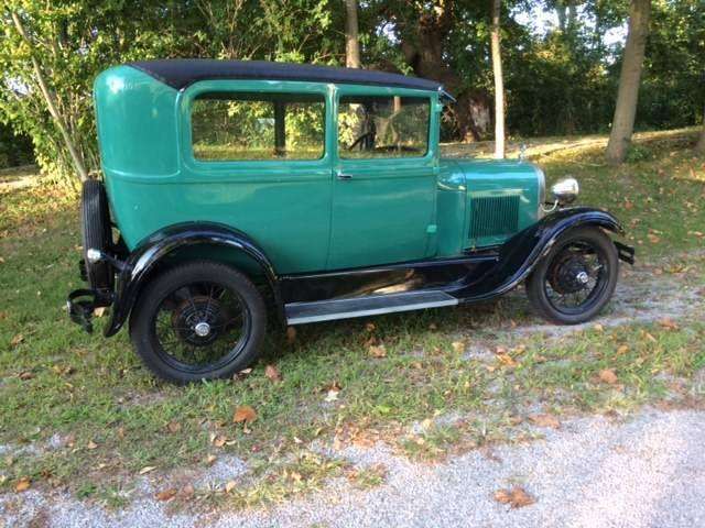 1929 Ford Model A (CC-1486716) for sale in Cadillac, Michigan