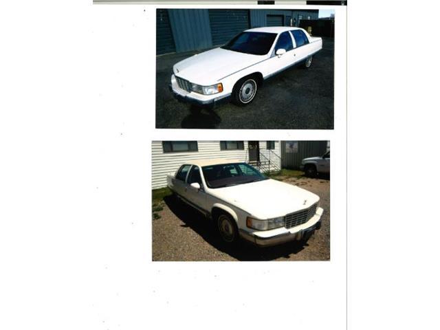 1993 Cadillac Fleetwood (CC-1486717) for sale in Cadillac, Michigan