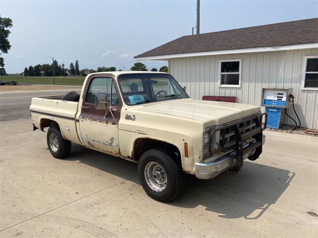 1978 GMC K1500 (CC-1486731) for sale in Brookings, South Dakota
