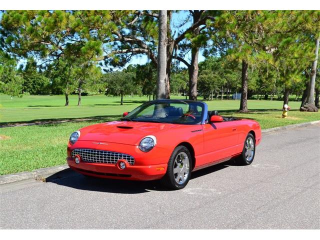 2002 Ford Thunderbird (CC-1486738) for sale in Clearwater, Florida