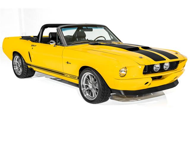 1968 Ford Mustang (CC-1486773) for sale in Des Moines, Iowa