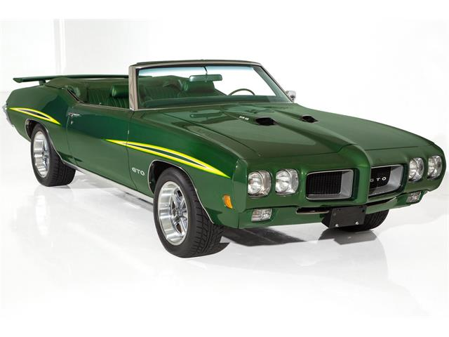 1970 Pontiac GTO (CC-1486776) for sale in Des Moines, Iowa