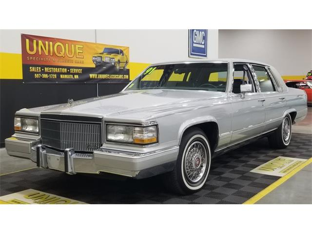 1991 Cadillac Brougham (CC-1480678) for sale in Mankato, Minnesota