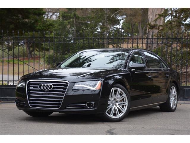 2014 Audi A8 (CC-1486817) for sale in Santa Barbara, California