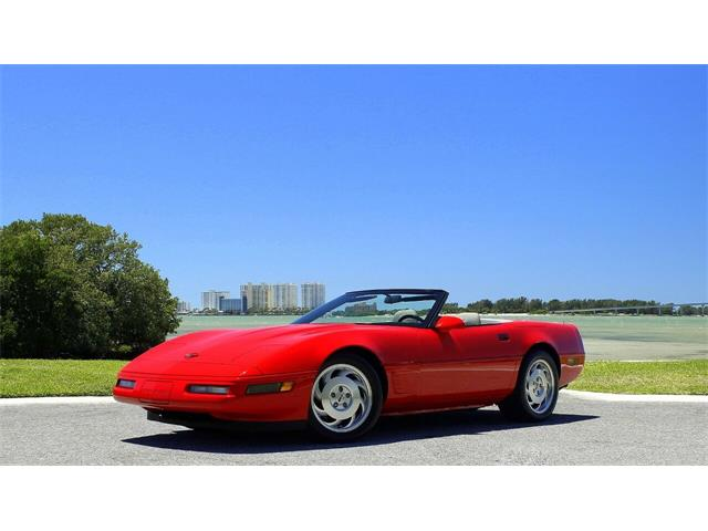 1996 Chevrolet Corvette (CC-1486824) for sale in Clearwater, Florida