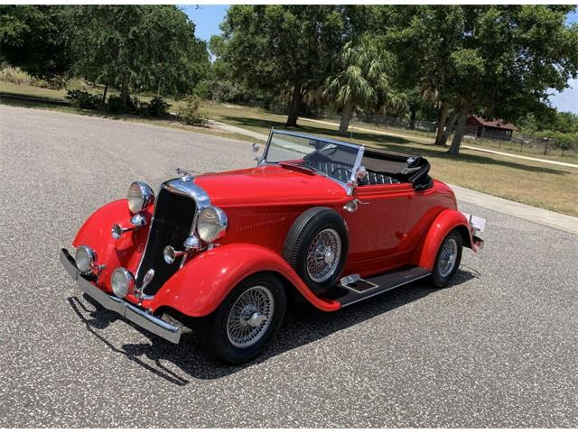 1933 Dodge Street Rod (CC-1486826) for sale in Clearwater, Florida