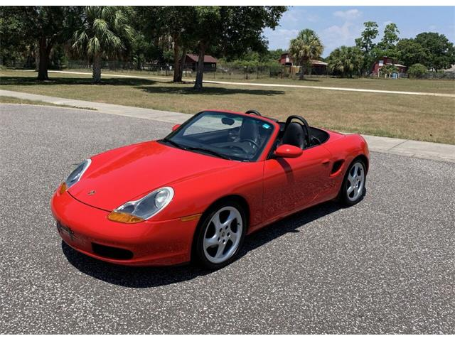 1999 Porsche Boxster (CC-1486833) for sale in Clearwater, Florida