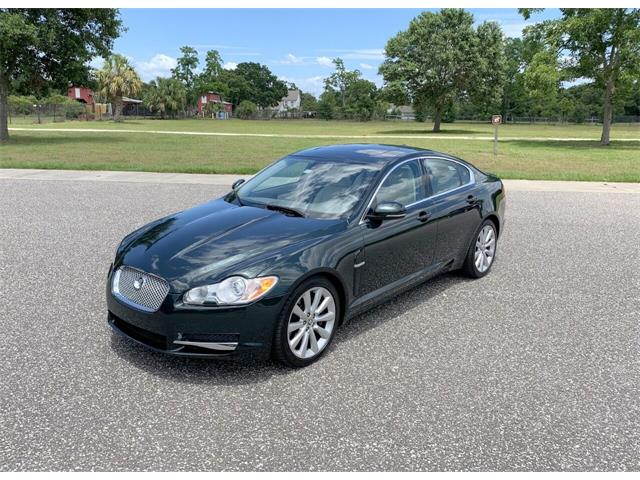 2010 Jaguar XF (CC-1486849) for sale in Clearwater, Florida