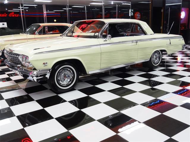 1962 Chevrolet Impala SS (CC-1486856) for sale in Bonner Springs, Kansas