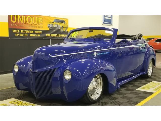 1940 Mercury Convertible (CC-1480692) for sale in Mankato, Minnesota