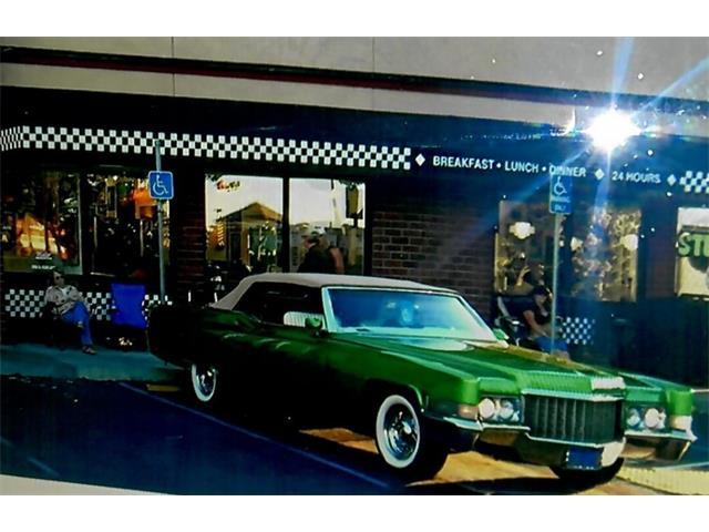 1970 Cadillac Coupe DeVille (CC-1486928) for sale in Reno, Nevada