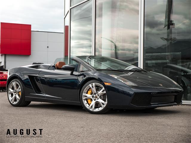 2007 Lamborghini Gallardo (CC-1480693) for sale in Kelowna, British Columbia