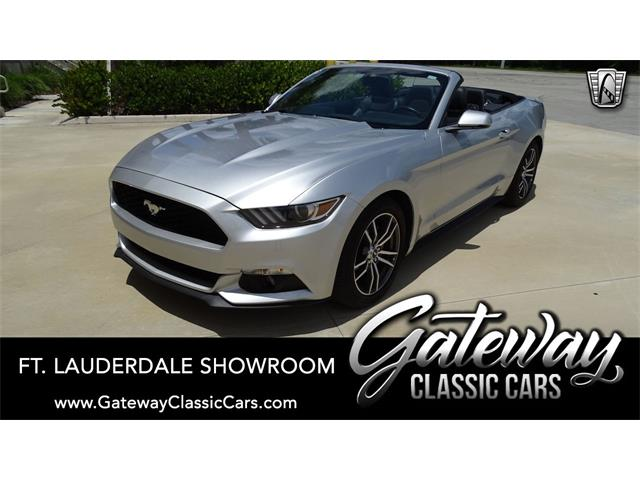 2016 Ford Mustang (CC-1480694) for sale in O'Fallon, Illinois