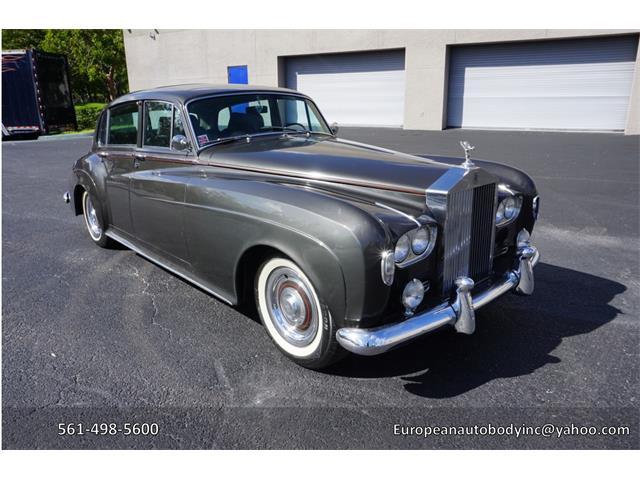1963 Rolls-Royce Silver Cloud III (CC-1486966) for sale in Boca Raton, Florida