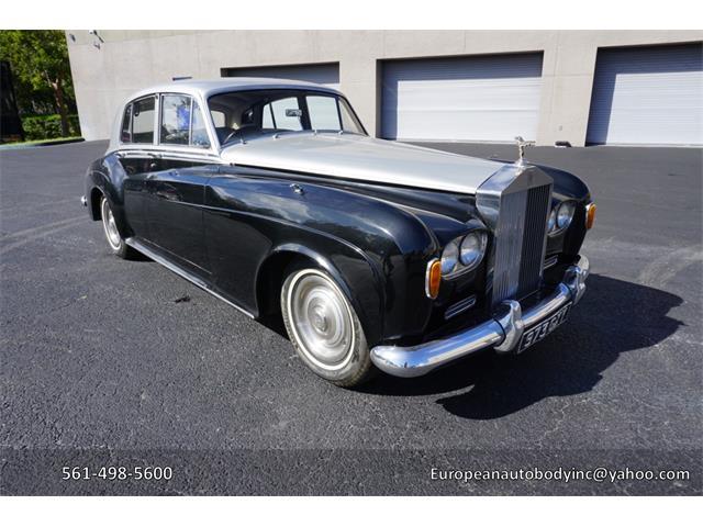 1963 Rolls-Royce Silver Cloud III (CC-1486967) for sale in Boca Raton, Florida