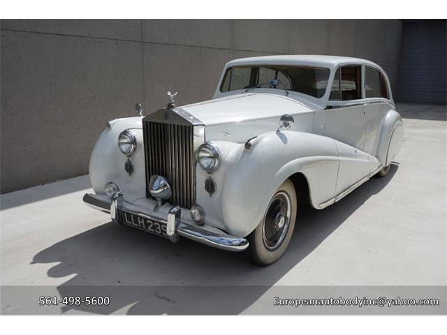 1951 Rolls-Royce Silver Wraith (CC-1486969) for sale in Boca Raton, Florida
