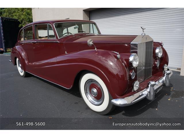 1956 Rolls-Royce Silver Wraith (CC-1486971) for sale in Boca Raton, Florida
